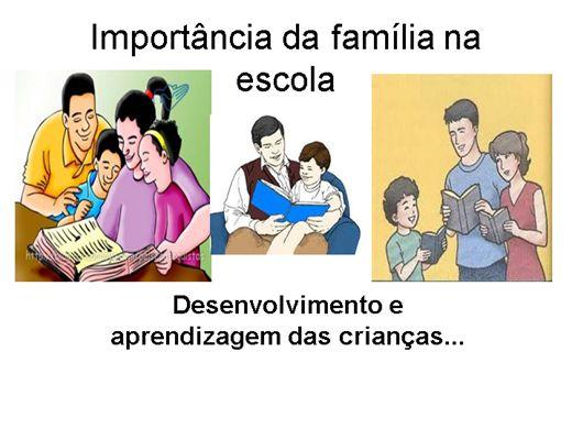 Curso Online de Importância da família na escola Desenvolvimento e aprendizagem das crianças...