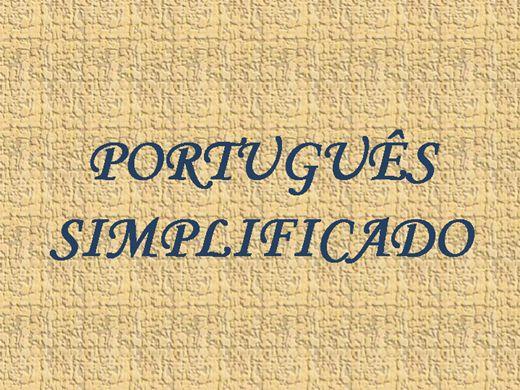 Curso Online de Português Simplificado Atualizado