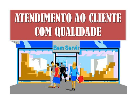 Curso Online de ATENDIMENTO AO CLIENTE COM QUALIDADE