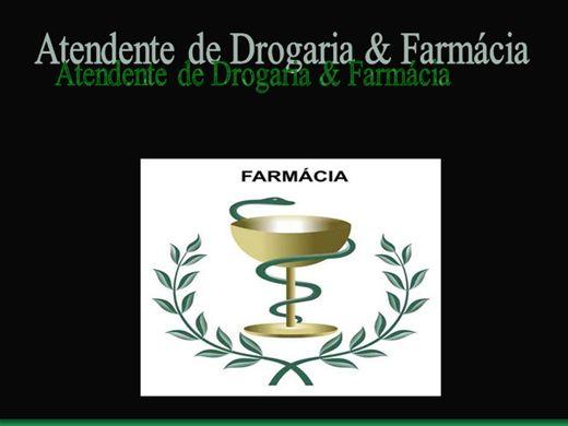 Curso Online de ATENDENTE DE DROGARIA & FARMÁCIA