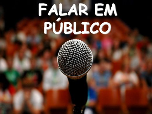 Curso Online de FALAR EM PUBLICO