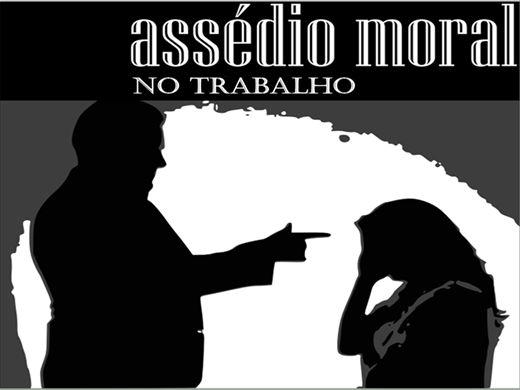 Curso Online de ASSÉDIO MORAL NO TRABALHO