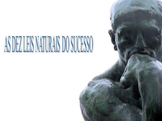 Curso Online de AS DEZ LEIS NATURAIS DO SUCESSO