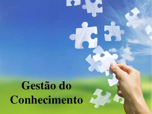 Curso Online de GESTÃO DO CONHECIMENTO