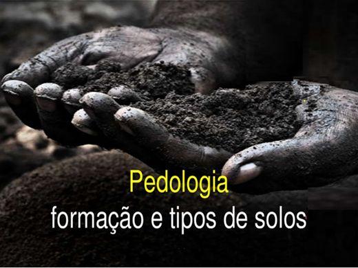 Curso Online de PEDOLOGIA: Formação e Tipos de Solos