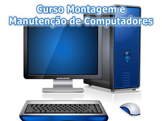 Curso Online de MONTAGEM E MANUTENÇÃO DE COMPUTADORES