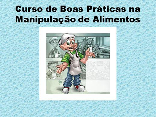 Curso Online de Boas Praticas na Manipulação de Alimentos
