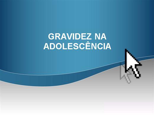 Curso Online de Gravidez na Adolescência