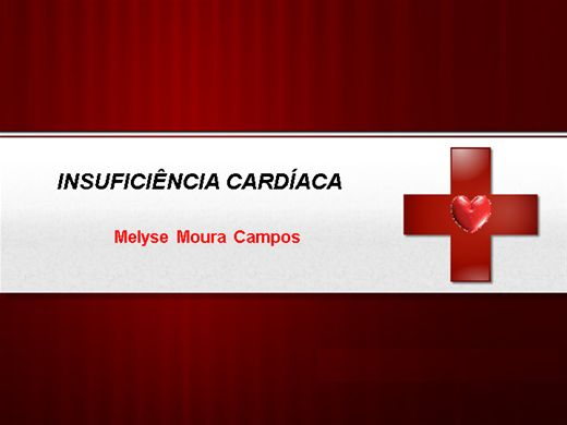 Curso Online de INSUFICIÊNCIA CARDÍCA