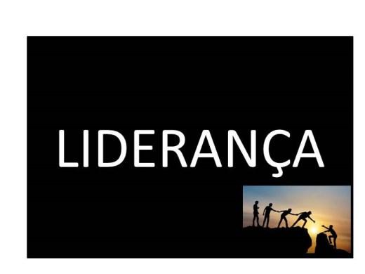 Curso Online de LIDERANÇA