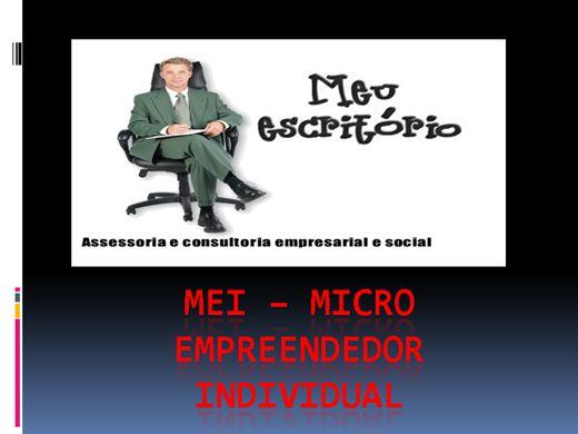 Curso Online de MEI Micro Empreendedor Individual