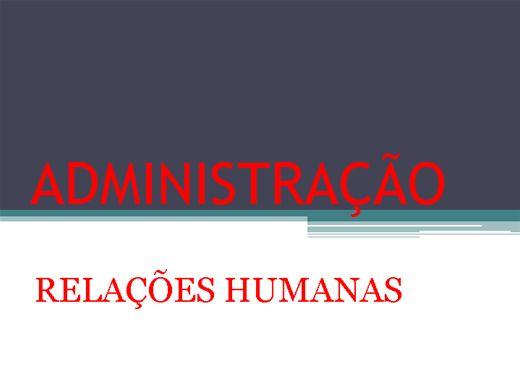 Curso Online de GESTÃO DE PESSOAS: RELAÇÕES HUMANAS NA ORGANIZAÇÃO - GRANDE DESAFIO.