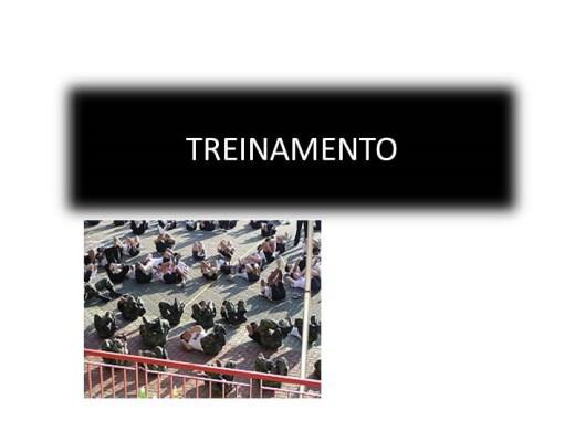 Curso Online de TREINAMENTO