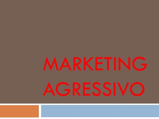 Curso Online de MARKETING AGRESSIVO