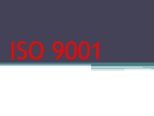 Curso Online de ISO 9001