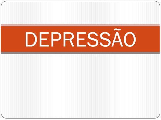 Curso Online de DEPRESSÃO