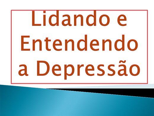 Curso Online de LIDANDO E ENTENDENDO A DEPRESSÃO