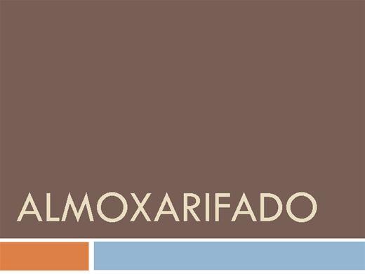 Curso Online de ALMOXARIFADO