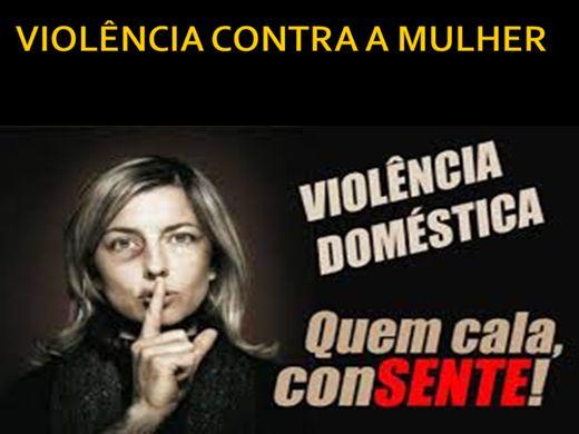 Curso Online de VIOLÊNCIA CONTRA A MULHER