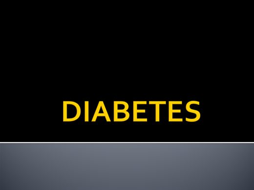 Curso Online de DIABETES