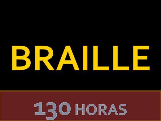 Curso Online de BRAILLE