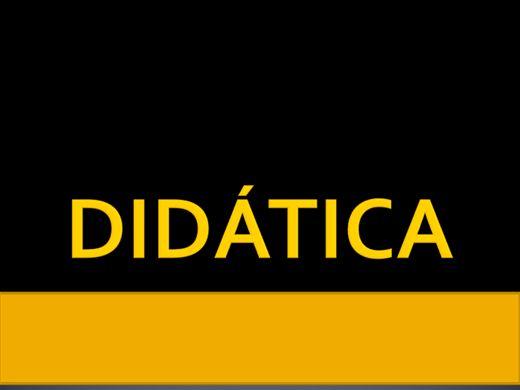 Curso a Distância de DIDÁTICA | Buzzero.com