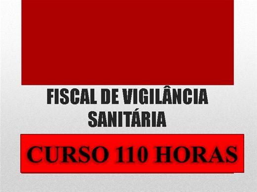Curso Online de FISCAL DE VIGILÂNCIA SANITÁRIA