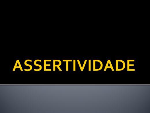 Curso Online de ASSERTIVIDADE