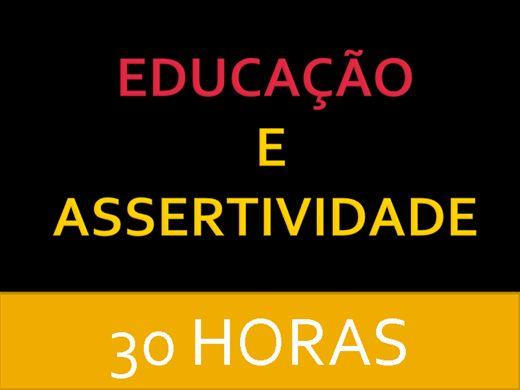 Curso Online de EDUCAÇÃO E ASSERTIVIDADE
