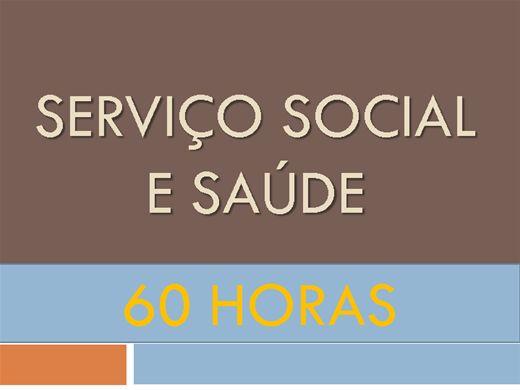 Curso Online de SERVIÇO SOCIAL E SAÚDE