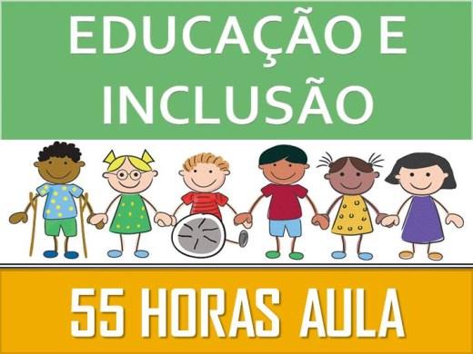 Curso Online de EDUCAÇÃO E INCLUSÃO