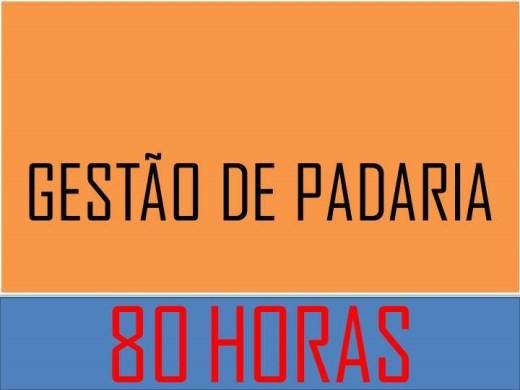 Curso Online de GESTÃO DE PADARIA