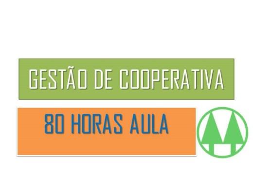 Curso Online de GESTÃO DE COOPERATIVA