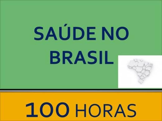 Curso Online de SAÚDE NO BRASIL