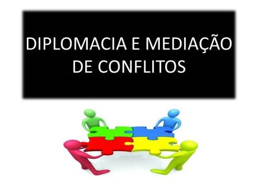 Curso Online de DIPLOMACIA E MEDIAÇÃO DE CONFLITOS