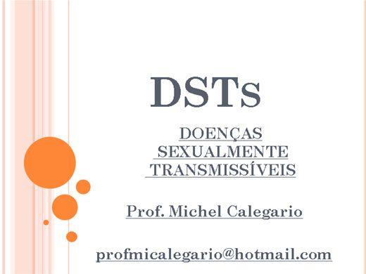 Curso Online de Doenças Sexualmente Transmissíveis