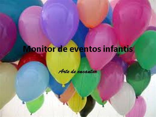 Curso Online de Monitor de Eventos Infantis