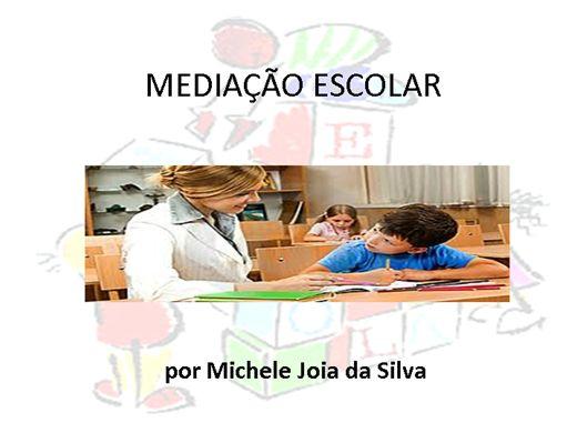 Curso Online de Mediação Escolar