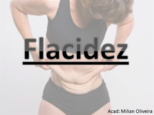 Curso Online de FLACIDEZ
