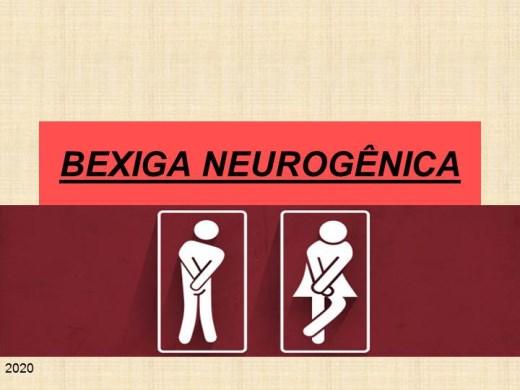 Curso Online de BEXIGA NEUROGÊNICA