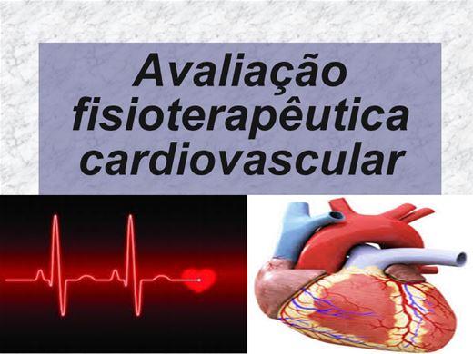Curso Online de AVALIAÇÃO FISIOTERAPÊUTICA CARDIOVASCULAR
