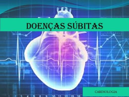 Curso Online de DOENÇAS SÚBITAS