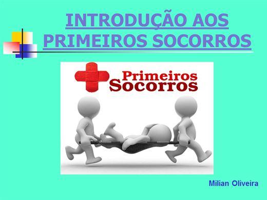 Curso Online de CURSO INTRODUÇÃO AOS PRIMEIROS SOCORROS