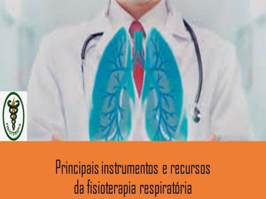 Curso Online de Principais instrumentos e recursos da fisioterapia respiratória