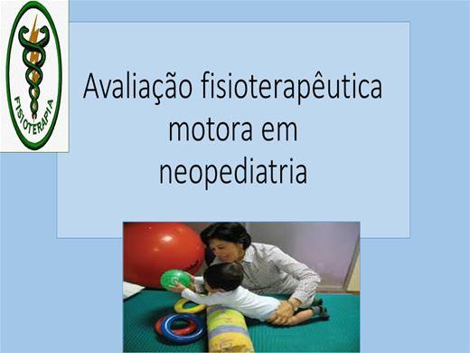 Curso Online de Avaliação fisioterapêutica motora em neopediatria