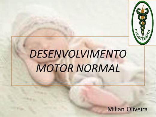Curso Online de Desenvolvimento motor normal