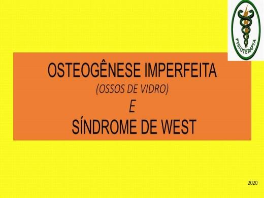 Curso Online de OSTEOGÊNESE IMPERFEITA(OSSOS DE VIDRO) E SÍNDROME DE WEST