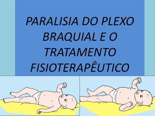 Curso Online de PARALISIA DO PLEXO BRAQUIAL E O TRATAMENTO FISIOTERAPÊUTICO