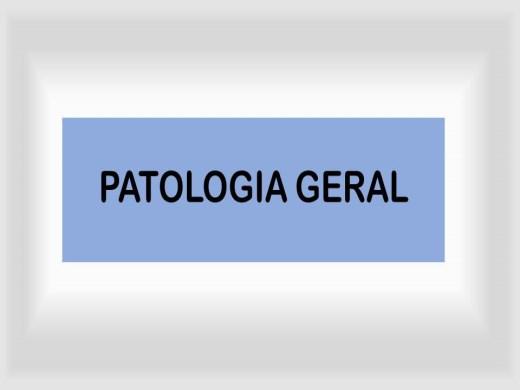 Curso Online de PATOLOGIA GERAL