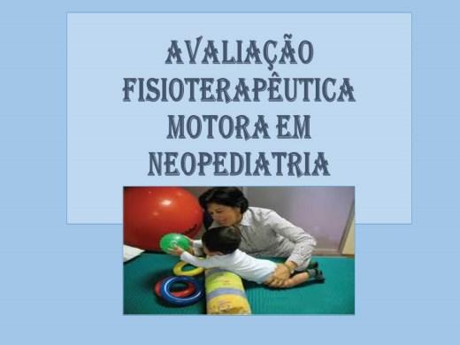 Curso Online de AVALIAÇÃO FISIOTERAPÊUTICA MOTORA